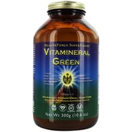 HealthForce Nutritionals - Vitamineral Green 5.3 - 300 Grams