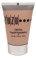 Zuzu Luxe - Oil-Free Liquid Foundation L-11 Light/Medium Skin 18 SPF - 1 oz.