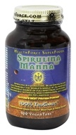 HealthForce Nutritionals - Spirulina Manna - 500 Vegetarian Tablets - $29.95