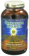Image of HealthForce Nutritionals - Spirulina Manna Powder - 5.25 oz.