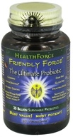 HealthForce Nutritionals - Friendly Force The Ultimate Probiotc - 30 Vegetarian Capsules