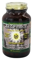 HealthForce Nutritionals - ZeoForce Zeolite Detoxify Daily - 60 Vegetarian Capsules