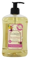 A La Maison - Traditional French Milled Liquid Soap Thousand Flowers - 16.9 oz. by A La Maison