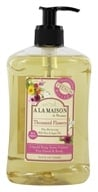 Image of A La Maison - Traditional French Milled Liquid Soap Thousand Flowers - 16.9 oz.