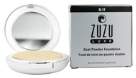 Image of Zuzu Luxe - Dual Powder Foundation D-17 Light/Medium Skin D-17 - 0.32 oz.