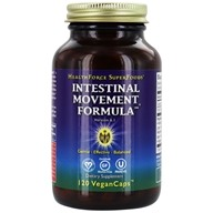 HealthForce Nutritionals - Intestinal Movement Formula - 120 Vegetarian Capsules (650786000505)