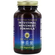 HealthForce Nutritionals - Intestinal Movement Formula - 120 Vegetarian Capsules