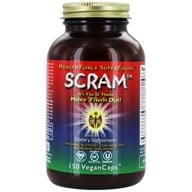 HealthForce Nutritionals - Scram Internal Parasite Formula - 150 Vegan Caps