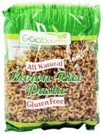 Goldbaum's - All Natural Brown Rice Pasta Gluten Free Fusilli - 16 oz. by Goldbaum's