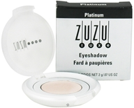 Zuzu Luxe - Eyeshadow Platinum - 0.07 oz. by Zuzu Luxe