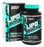 Nutrex - Lipo 6 Black Hers Ultra Concentrate - 60 Capsules