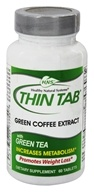 Image of Healthy Natural Systems - Green Coffee Bean Extract - 60 Tablets