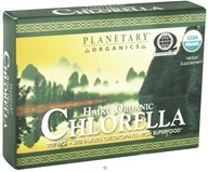 Image of Planetary Herbals - Haiku Organic Chlorella 200 mg. - 300 Tablets