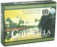 Planetary Herbals - Haiku Organic Chlorella 200 mg. - 300 Tablets, from category: Nutritional Supplements
