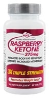 Healthy Natural Systems - Raspberry Ketone 3X Triple Strength 375 mg. - 60 Tablets - $25.49