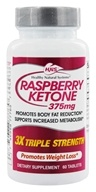 Healthy Natural Systems - Raspberry Ketone 3X Triple Strength 375 mg. - 60 Tablets, from category: Diet & Weight Loss