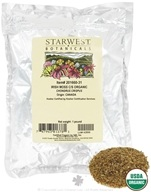 Starwest Botanicals - Bulk Irish Moss C/S Organic - 1 lb., from category: Herbs