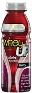 Whey Up - Protein & Functional Energy RTD Berry - 16 oz., from category: Sports Nutrition