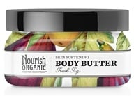 Nourish - Organic Body Butter Fresh Fig - 3.6 oz.