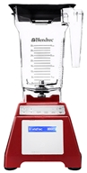Image of Blendtec - WildSide Tabletop Home HP3A Blender HPA-631-25 Red