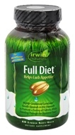 Irwin Naturals - Full Diet - 60 Softgels, from category: Diet & Weight Loss