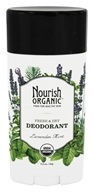 Image of Nourish - Organic Deodorant Lavender Mint - 2.2 oz.