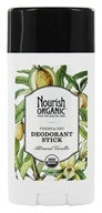 Nourish - Organic Deodorant Almond Vanilla - 2.2 oz., from category: Personal Care