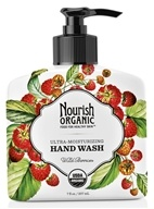 Image of Nourish - Organic Hand Wash Wild Berries - 7 oz. LUCKY DEAL