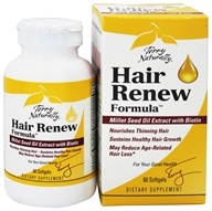 EuroPharma - Terry Naturally Hair Renew Formula - 60 Softgels - $33.99