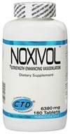 CTD Labs - Noxivol 6380 mg. - 180 Tablets CLEARANCE PRICED, from category: Nutritional Supplements