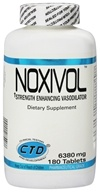 CTD Labs - Noxivol 6380 mg. - 180 Tablets CLEARANCE PRICED