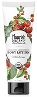 Image of Nourish - Organic Body Lotion Wild Berries - 8 oz.