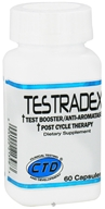 Image of CTD Labs - Testradex - 60 Capsules