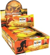NOW - No Opportunity Wasted Energy Bar Peanut & Caramel - 2.47 oz. DAILY DEAL by NOW