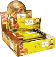 NOW - No Opportunity Wasted Manuka Newton Snack Bar Soft-Baked Manuka Honey - 1.6 oz.