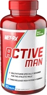 MET-Rx - Active Man Daily Multivitamin - 90 Tablets - $16.69