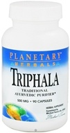 Planetary Herbals - Triphala Ayurvedic Purifier 500 mg. - 90 Capsules, from category: Herbs
