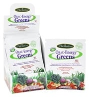 Paradise Herbs - Orac-Energy Greens 15 x 6g Packets, from category: Nutritional Supplements