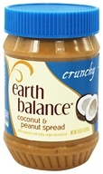 Earth Balance - Coconut and Peanut Spread Crunchy - 16 oz. (033776100872)