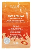 Sante - Soft Peeling Facial Exfoliation Cream Organic Acai - 0.5 oz. Packet, from category: Personal Care