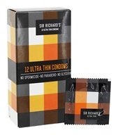 Sir Richard's Condom Company - Ultra Thin Condoms - 12 Pack (858979004006)
