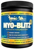 Ronnie Coleman Signature Series - Myo-Blitz Ultimate Pre-Training Muscle Builder Watermelon Rage - 240 Grams