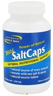 Image of North American Herb & Spice - Wild Salt Caps - 90 Vegetarian Capsules