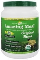 Image of Amazing Grass - Amazing Meal Powder 30 Servings Original Blend - 23.6 oz.