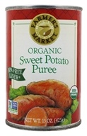 Farmer's Market - Organic Sweet Potato Puree - 15 oz. (638882002036)