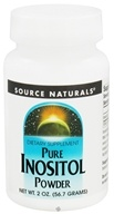 Image of Source Naturals - Inositol Powder Pure - 2 oz.