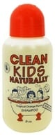 Image of Gabriel Cosmetics Inc. - Clean Kids Naturally Shampoo Tropical Orange Burst - 8 oz.