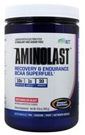 Gaspari Nutrition - AminoLast Recovery & Endurance BCAA Superfuel Watermelon Blast - 30 Servings - 14.8 oz. - $24.89