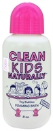 Image of Gabriel Cosmetics Inc. - Clean Kids Naturally Tiny Bubbles Foaming Bath - 8 oz.