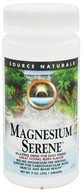Source Naturals - Magnesium Serene Berry 800 mg. - 9 oz.